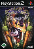 GriMgRiMoiRe PlayStation 2 Front Cover
