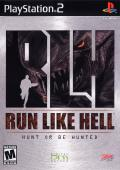Run Like Hell PlayStation 2 Front Cover