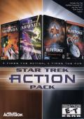 Star Trek Action Pack Windows Front Cover