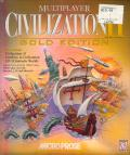 Civilization II: Multiplayer Gold Edition Windows Front Cover