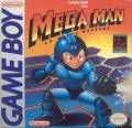 Mega Man: Dr. Wily's Revenge Game Boy Front Cover