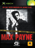 Max Payne Xbox 360 Front Cover