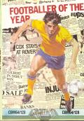 Footballer of the Year Commodore 64 Front Cover