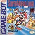 Super Mario Land Game Boy Front Cover
