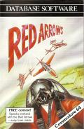 Red Arrows Commodore 64 Front Cover