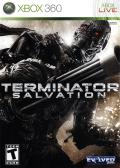 Terminator: Salvation Xbox 360 Front Cover