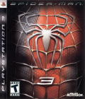 Spider-Man 3 PlayStation 3 Front Cover