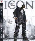 Def Jam: Icon PlayStation 3 Front Cover