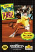 David Crane's Amazing Tennis Genesis Front Cover