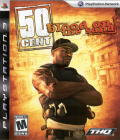50 Cent: Blood on the Sand PlayStation 3 Front Cover