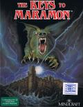 The Keys to Maramon Commodore 64 Front Cover