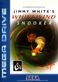 Jimmy White's 'Whirlwind' Snooker Genesis Front Cover