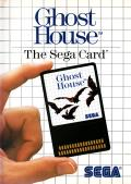 Ghost House SEGA Master System Front Cover