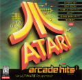 Atari Arcade Hits: Volume 1 Windows Front Cover