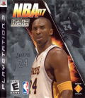 NBA 07 PlayStation 3 Front Cover