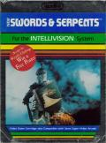 Swords & Serpents Intellivision Front Cover variant 710009-1B