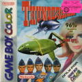 Thunderbirds Game Boy Color Front Cover