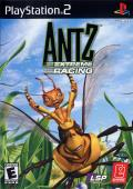 Antz Extreme Racing PlayStation 2 Front Cover