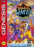 The Pirates of Dark Water Genesis Front Cover