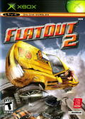 FlatOut 2 Xbox Front Cover