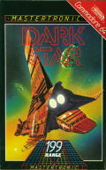 Dark Star Commodore 64 Front Cover
