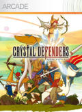 Crystal Defenders Xbox 360 Front Cover