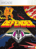Defender Xbox 360 Front Cover