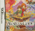 Avalon Code Nintendo DS Front Cover