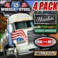 18 Wheels of Steel: Gold Edition Windows Front Cover