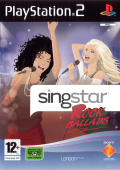 SingStar: Rock Ballads PlayStation 2 Front Cover