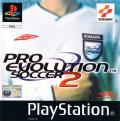 World Soccer: Winning Eleven 6 International PlayStation Front Cover