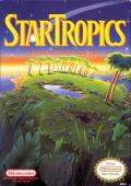 StarTropics NES Front Cover