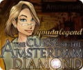 Youda Legend: The Curse of the Amsterdam Diamond Macintosh Front Cover