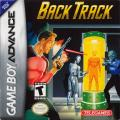 BackTrack Game Boy Advance Front Cover