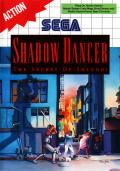 Shadow Dancer SEGA Master System Front Cover