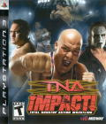 TNA iMPACT! PlayStation 3 Front Cover