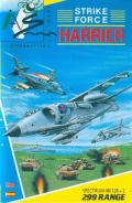 Strike Force Harrier ZX Spectrum Front Cover