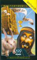 The Quest for the Holy Grail ZX Spectrum Front Cover