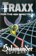 Traxx ZX Spectrum Front Cover