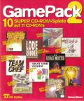 GamePack 2 DOS Front Cover