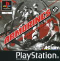 Armorines: Project S.W.A.R.M. PlayStation Front Cover
