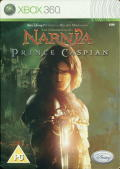The Chronicles of Narnia: Prince Caspian Xbox 360 Front Cover