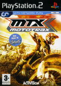 MTX Mototrax PlayStation 2 Front Cover