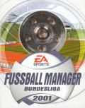 The F.A. Premier League Football Manager 2001 Windows Front Cover