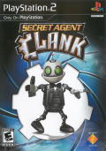 Secret Agent Clank PlayStation 2 Front Cover