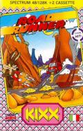 Road Runner ZX Spectrum Front Cover