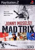 Jonny Moseley: Mad Trix PlayStation 2 Front Cover