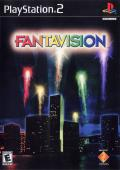 FantaVision PlayStation 2 Front Cover