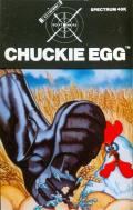 Chuckie Egg ZX Spectrum Front Cover