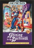 Shining in the Darkness Genesis Front Cover